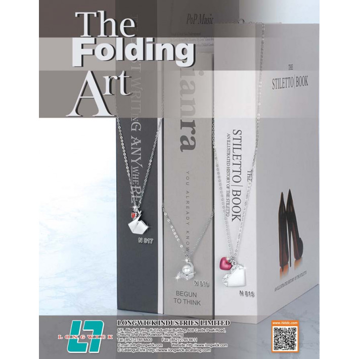 The Folding Art_Necklace