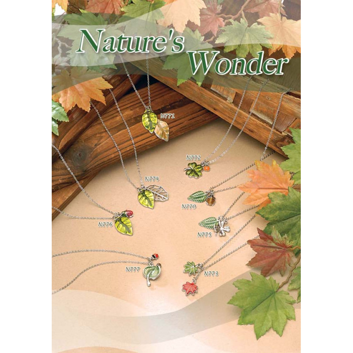 Nature's Wonder- Necklace