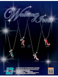 Walking Icon - Necklace