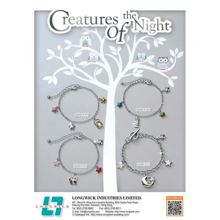 Creatures of the Night- Bracelet
